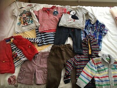 Marks and Spencer Boys Bundle - Size 12-18 Months