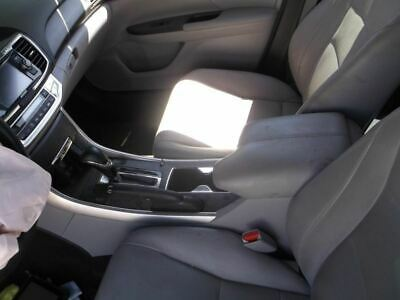Console Front Floor Leather Armrest Fits 13-15 ACCORD 335002
