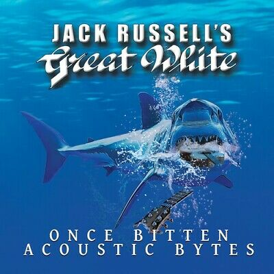 Jack Russell's Great White - Once Bitten Acoustic Bytes New Cd