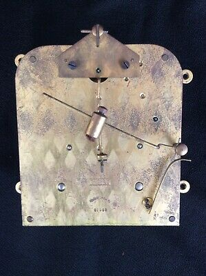 Empire Mantel Clock Movement Mechanism Spares Repairs