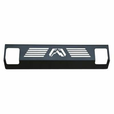 Fab Fours QGAIR-1 Elite Hi-Flow Lower Guard Matte Black NEW