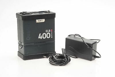 Elinchrom ELB 400 Power Pack With Battery                                   #614