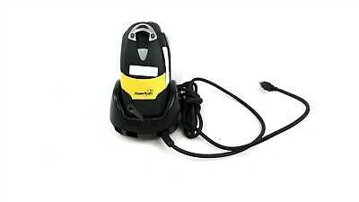 Datalogic Powerscan M8300 Barcode Scanner w/ Charging Cradle & USB Cable