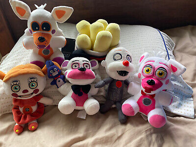 FNAF Sister Location Funko Plush Lot