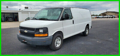 2009 Chevrolet Express 2500 2009 Chevy Express 2500 local trade in BIG 6.0 V8 and trailer tow package