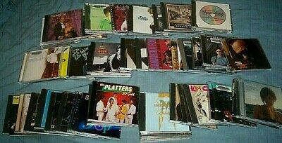 Huge Mixed lot of 50 like new CD's
