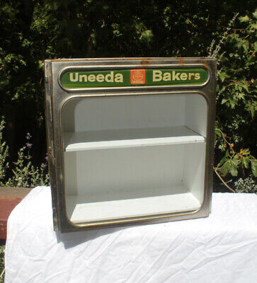 Vintage National Biscuit Company, Uneeda Bakers Store Display Box