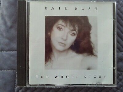 Kate Bush The Whole Story Cd Best Of