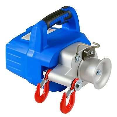 Landworks Electric Portable Winch Capstan Hoist Brushless Motor Li-Ion Battery P