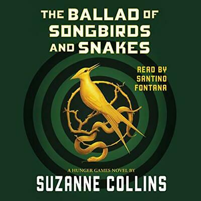 📕The Ballad of Songbirds and Snakes by Suzanne Collins 🚀Digital Book🚀📕