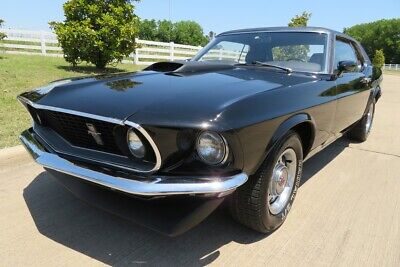 1969 Ford Mustang GT w/ Power Steering 1969 Ford Mustang GT Coupe Automatic w/  Power Steering