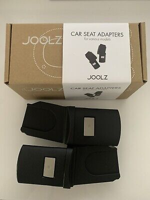 Joolz Day 1 Car Seat Adapters For Maxi Cosi Cybex Besafe iZi Go Kiddy Evolution