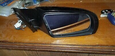 Nissan Altima Coupe Black Right Passenger Door Mirror Heated W Signal