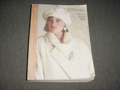 JCPenney fall & winter catalog 1985