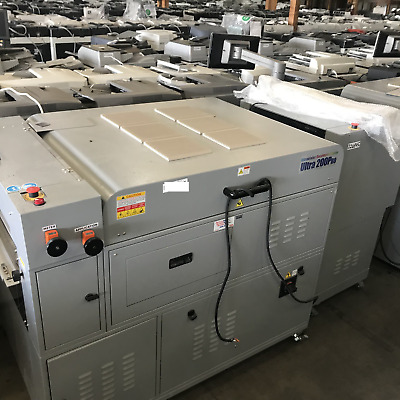 Duplo 200 Pro Uv Coater System With Sf-300 Feeder Current Model 5K Count!!!