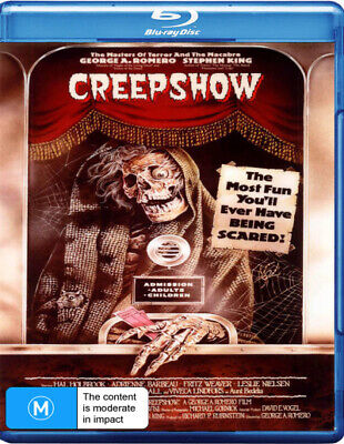 Creepshow (1982) (1982) [New Bluray]