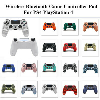 Colorful Wireless Bluetooth Game Controller Pad For PS4 PlayStation 4 Gamepad