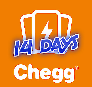 Chegg Fully access account 14 days