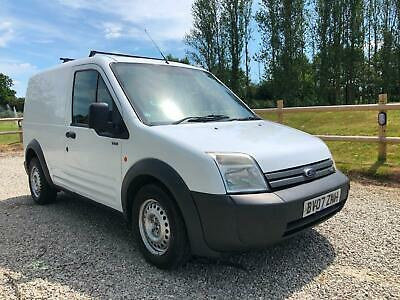 2007 Ford Transit Connect 1.8TDdi ( 75PS ) Low Roof Van T200