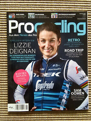 Procycling August 8 2019