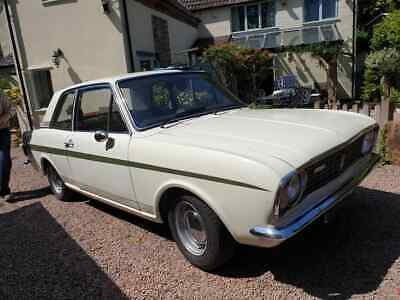 Ford Cortina Mk2 Lotus Series 1