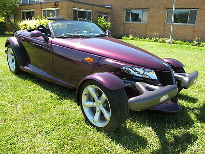 1999 Plymouth Prowler  1999 Prowler -Only 12,147 Miles! Purple, and Exceptional!