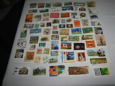 Canada Lot Of Used Stamps.all Different .Good Mix.lot # 2