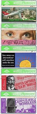 Bt Phonecard – 15 Assorted Bt Phone Cards (Free Postage Uk) (3)