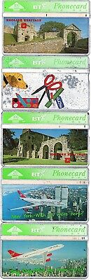 Bt Phonecard – 15 Assorted Bt Phone Cards (Free Postage Uk) (2)
