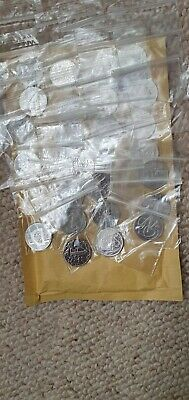 2019 Uncirculated Royal Mint Alphabet A to Z New 10p Ten Pence COINS FULL SET