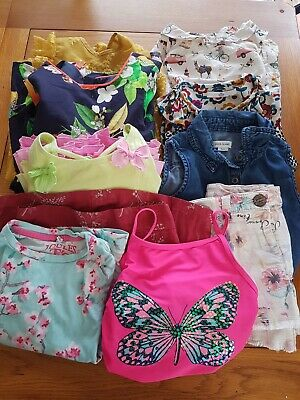 Bundle Girls Clothes Age 5-6 Including Ted Baker, Next, River island,  Kate...