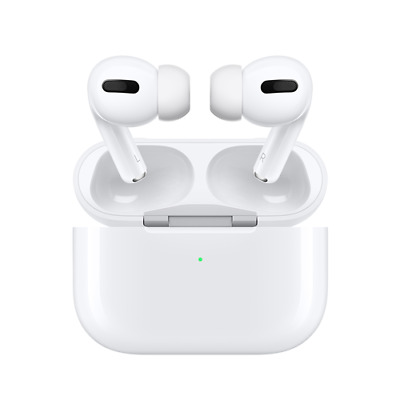 APPLE AURICOLARI AIRPODS PRO PER IPHONE WHITE MWP22TY/A Virtual Sound Extreme Ba