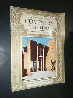 The Pitkin Pictorial Guide to Coventry Cathedral By Rev. H.C.N. Williams