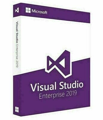 Visual Studio Enterprise 2019/2020 LATEST ✔ -  Lifetime License Key