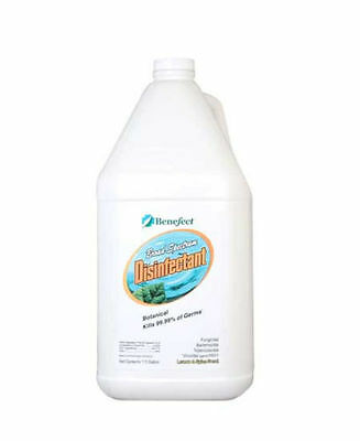 Benefect Botanical Broad Spectrum Disinfectant  - 1 CASE/4 GALLONS