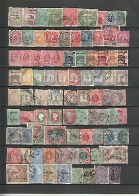 Commonwealth  Queen Victoria to King George V Stamps  Used  HCV  C21