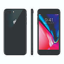 Apple iPhone 8 Plus 64gb Factory Unlocked Space Gray FAST SHIP