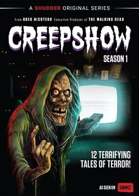 Creepshow: Season 1 New Dvd