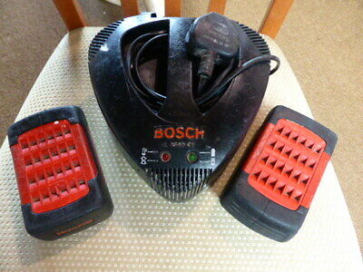 Bosch 36 Volt Batteries And Charger