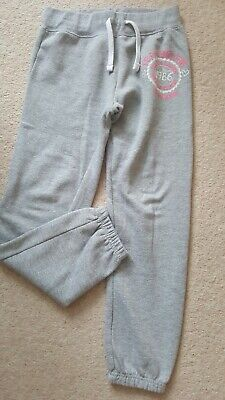 Girls trackies, age 9-10 years, grey, from YD