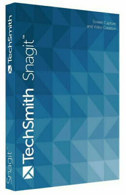 TechSmith Snagit 2020 Screen Capture License Key Instant Delivery in 1 minute