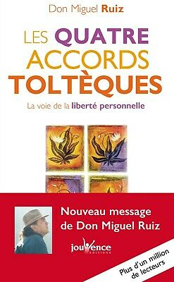 Les quatre accords toltèques by Miguel Ruiz EB00K