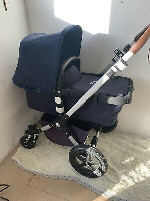 Bugaboo 231110NV01 Cameleon 3 Pushchairs Single Seat Stroller - Navy Blue