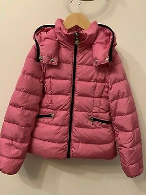 Moncler Saby  kids girls down coat/jacket size 8 years