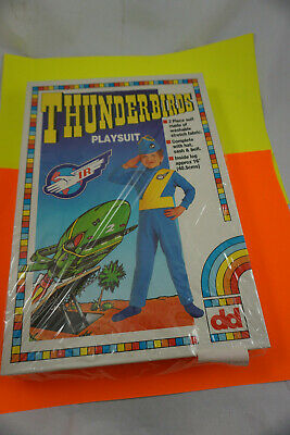 "VERY ""Collectable"" - THUNDERBIRDS Playsuit - in box - 1992 RARE NICE"