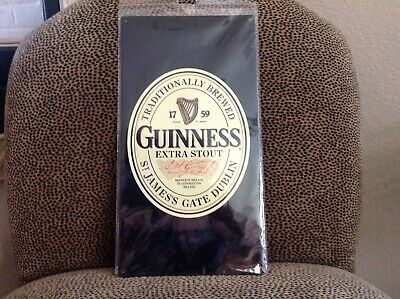 New Guinness Extra Stout Metal Sign