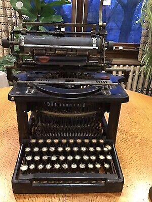 Antique 1897 Remington Typewriter No 7 serial 18006