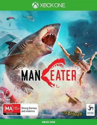 Maneater Day One Edition [New Xbox One Game]