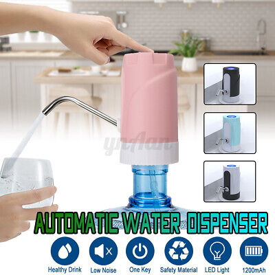 USB Rechargeable Automatic Electric Water Pump Dispenser Drinking Water