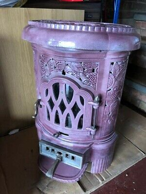 Beautiful Antique French Stove.